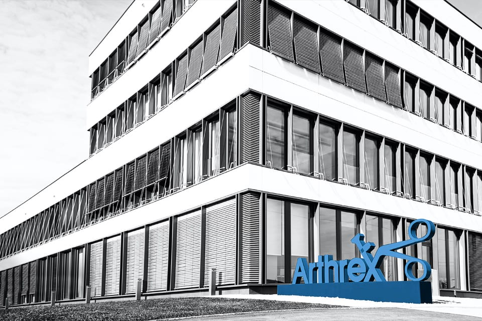 [Translate to Schweiz:] Arthrex Headquarters